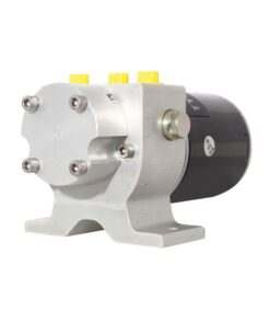 Alt hydraulic pump