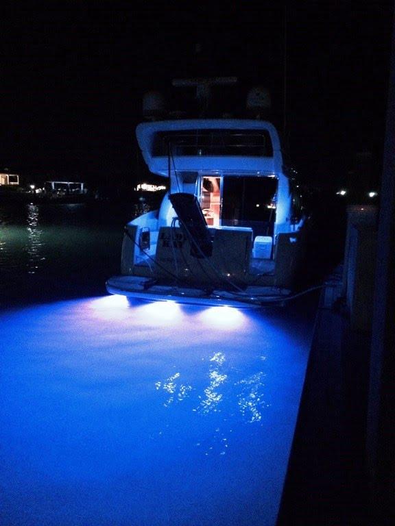 Alt luci subacquee